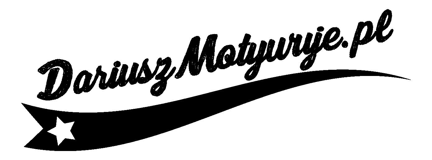 Logo Dariusz Motywuje.pl